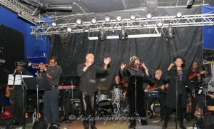 Bobby & Soul Purpose at Mexi Cali live photo
