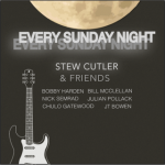 Stew Cutler new CD cover